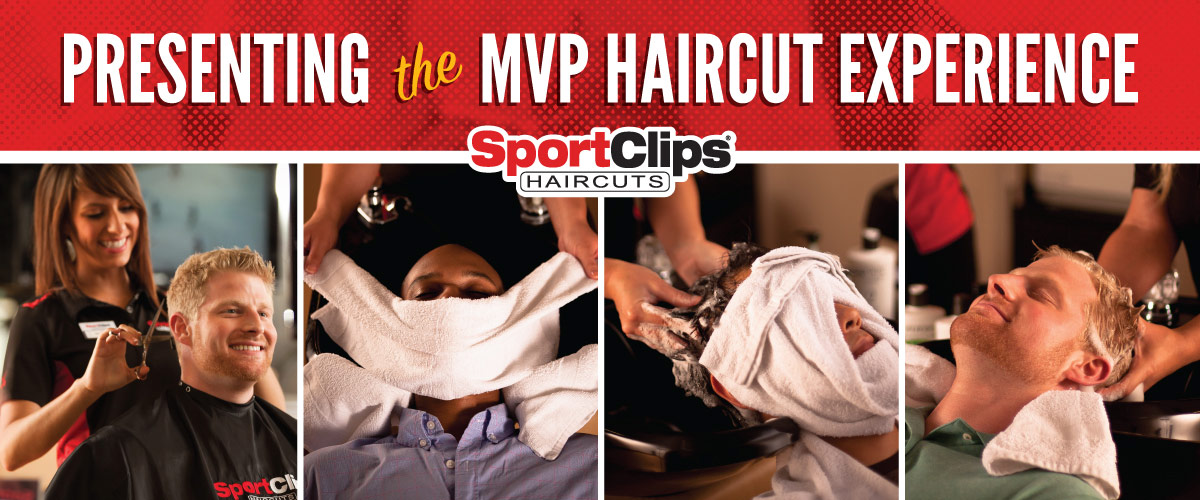 The Sport Clips Haircuts of Marketplace West  MVP